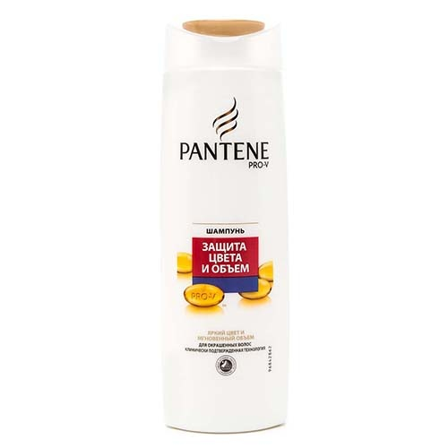 Шампунь Pantene Pro-V Защита цвета и объем 250 мл
