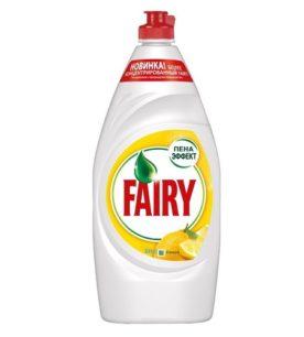 Средство для мытья посуды Fairy Лимон 900 мл