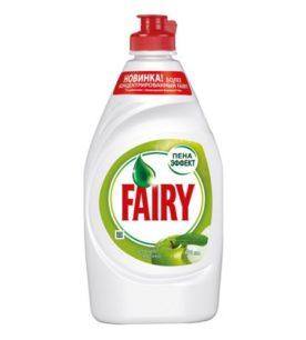 Средство для мытья посуды Fairy Зеленое яблоко 450 мл