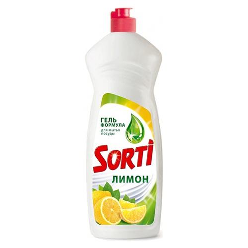 Средство для мытья посуды Sorti Лимон 1 л
