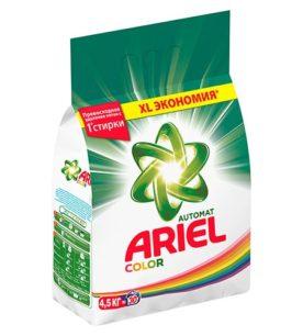Стиральный порошок Ariel Color 4