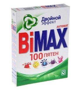 Стиральный порошок для ручной стирки BiMAX Двойной эффект