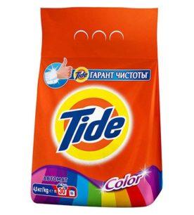 Стиральный порошок Tide Color 4