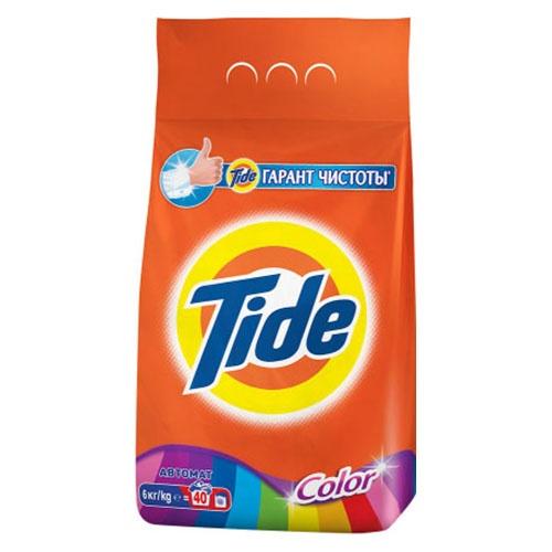Стиральный порошок Tide Color 6 кг