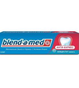 Зубная паста Blend-a-med Анти-кариес