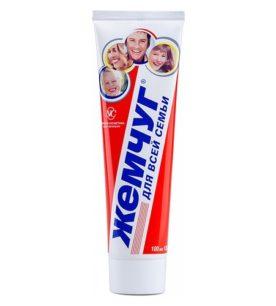 Зубная паста Новый Жемчуг Для всей семьи 100 мл