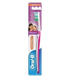 Зубная щетка Oral-B 3-Effect Classic 40 1 шт