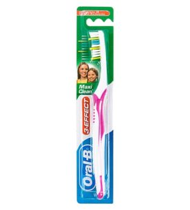 Зубная щетка Oral-B 3-Effect Vision 40 Maxi Clean 1 шт
