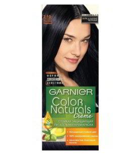 Краска для волос Color Naturals №2.10 Иссиня Черный 1 шт