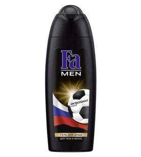 Гель для душа Fa MEN