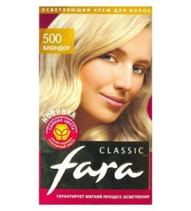 Краска для волос Fara Classic Тон 500