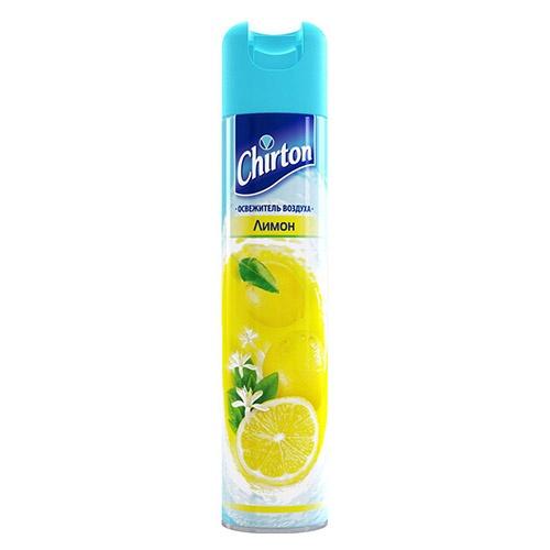 Освежитель воздуха Chirton Лимон 300 мл оптом