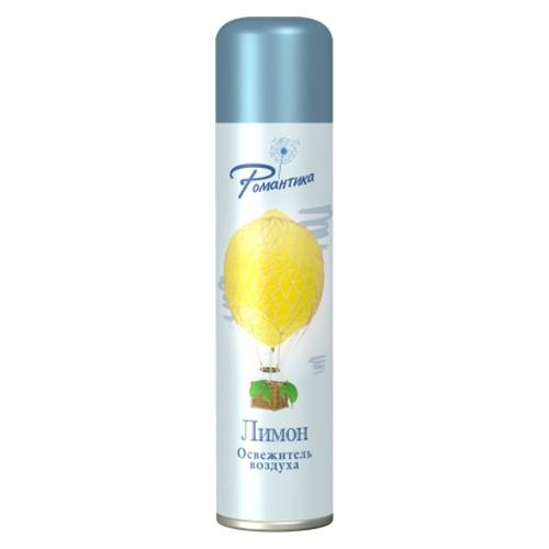 Освежитель воздуха ROMANTICA Лимон 300 мл оптом