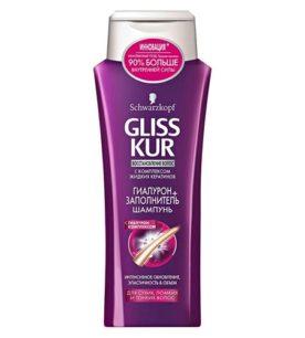 Шампунь Gliss Kur Гиалурон-заполнитель 250 мл оптом