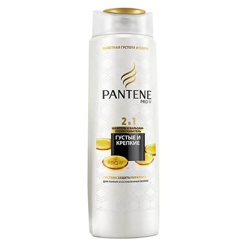 Шампунь Pantene Pro-V Густые и крепкие 400 мл оптом