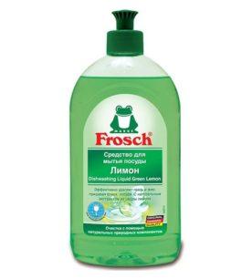 Средство для мытья посуды Frosch Бальзам