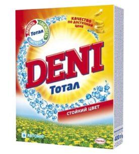 Стиральный порошок Deni Тотал