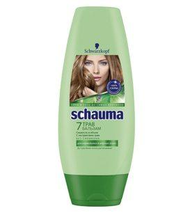 Бальзам для волос Schauma 7 трав 200 мл оптом