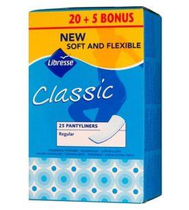 Ежедневные прокладки Libresse Panty Classic