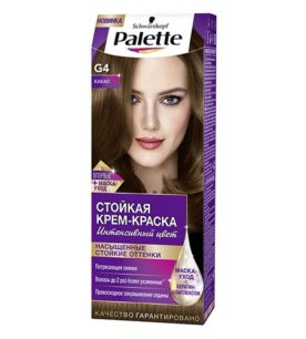 Краска для волос Palette G4 Какао 50 мл оптом
