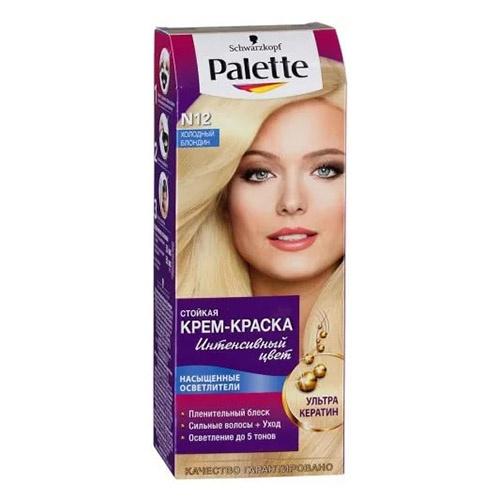 Краска для волос Palette N12 Холодный блондин 110 мл оптом