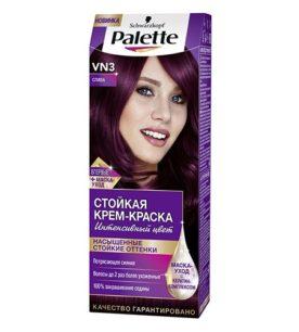 Краска для волос Palette VN3 Слива 50 мл оптом