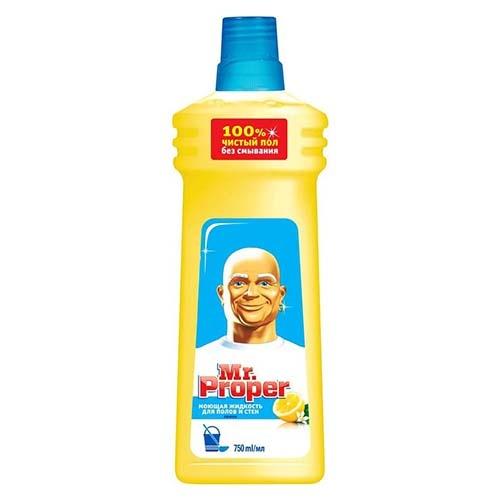 Моющее средство Mr.Proper Лимон 750 мл оптом