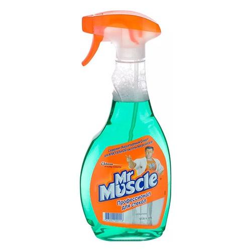 Моющее средство для стекол Mr. Muscle С нашатырным спиртом 500 мл оптом