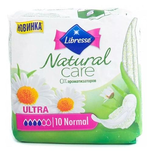 Прокладки Libresse Natural Care Ultra