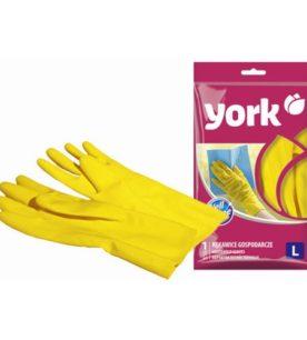 Резиновые перчатки York Размер L 1 шт оптом