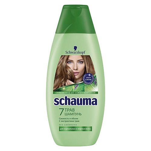 Шампунь Schauma 7 трав 380 мл оптом
