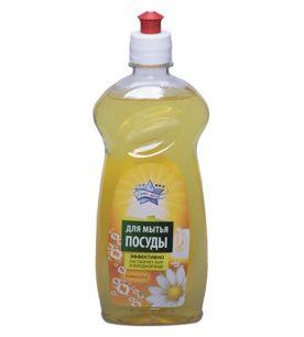 Средство для мытья посуды Семь Звёзд Ромашка 500 мл оптом