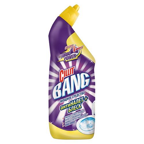 Чистящее средство CIllit Bang Анти-налет + Блеск