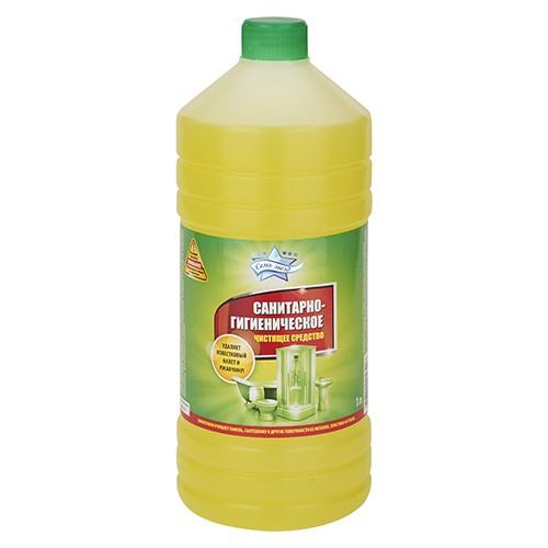 Чистящее средство Семь Звёзд Санитарно-гигиеническое 1 л оптом