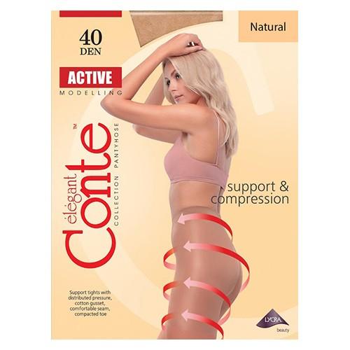 Колготки Conte Active  40 DEN размер 3