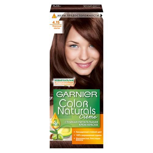 Краска для волос Color Naturals №4.15