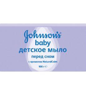 Мыло детское Johnson's baby Перед сном