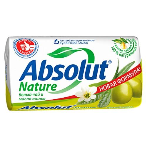 Туалетное мыло Absolut Масло оливы 90 г оптом