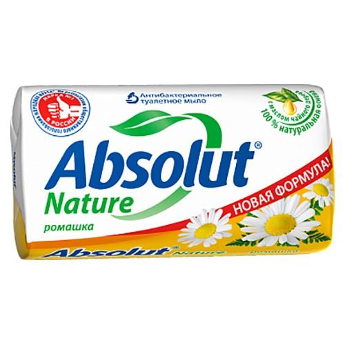 Туалетное мыло Absolut Ромашка 90 г оптом