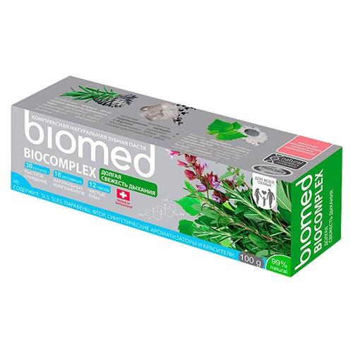 Зубная паста Biomed Biocomplex 100 мл оптом