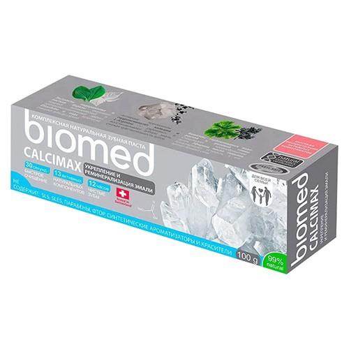 Зубная паста Biomed Calcimax 100 мл оптом