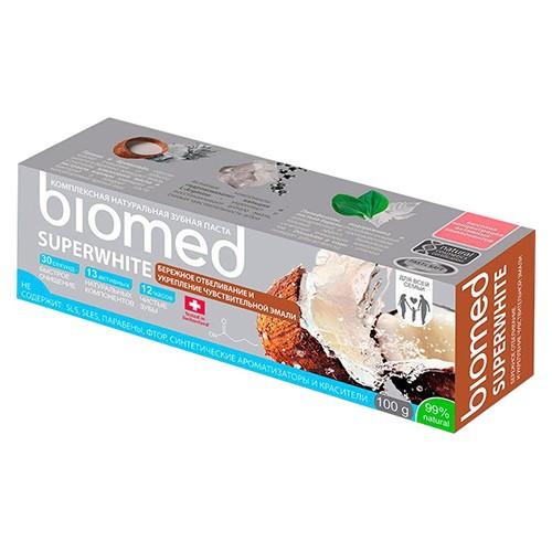 Зубная паста Biomed Superwhite 100 мл оптом