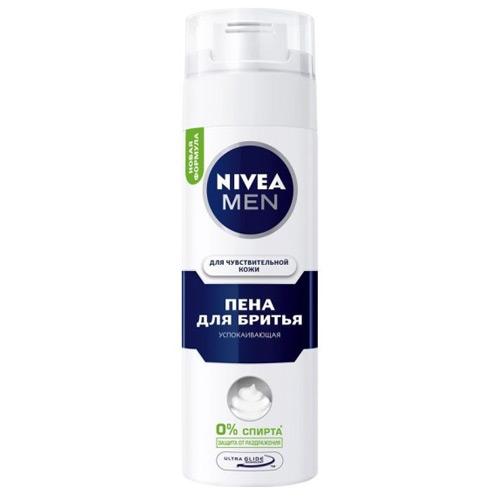 Пена для бритья NIVEA Men