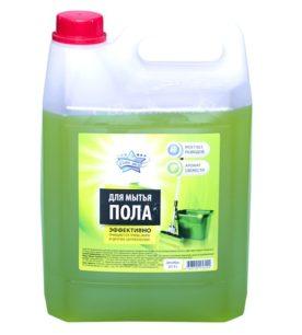 Средство для мытья пола Семь Звёзд Канистра 5 л оптом