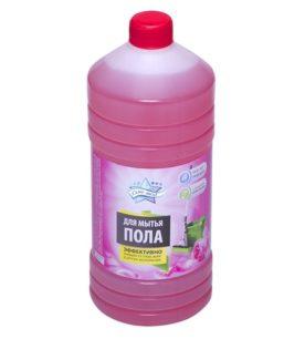 Средство для мытья пола Семь Звёзд Лепестки роз 1 л оптом