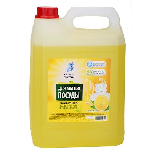 Средство для мытья посуды Семь Звёзд Лимон