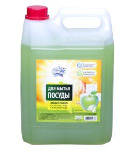 Средство для мытья посуды Семь Звёзд Яблоко