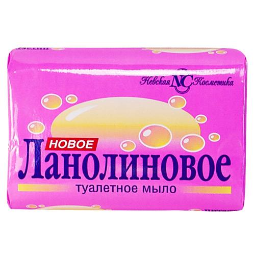 Туалетное мыло NC Ланолиновое 90 г оптом