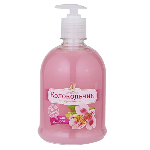 Жидкое крем-мыло Колокольчик Дикая орхидея 500 мл оптом