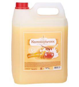 Жидкое крем-мыло Колокольчик Молоко - мед